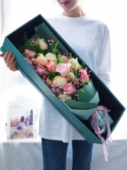 鲜花速递同城生日玫瑰花束礼盒花店送花上门北京上海深圳苏州杭州